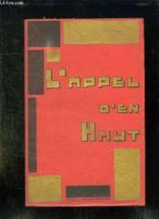 L Appel D En Haut. - Couverture - Format classique
