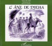 Ane De Djeha Bilingue Arabe-Francais - Couverture - Format classique