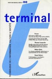 Terminal N.66 - Couverture - Format classique