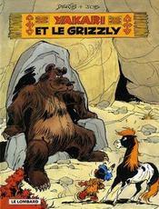 Yakari t.5 ; Yakari et le grizzly - Intérieur - Format classique