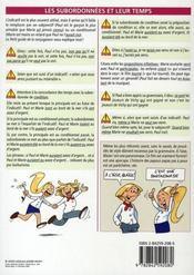 Petit Guide T.130 ; La Grammaire - 4ème de couverture - Format classique