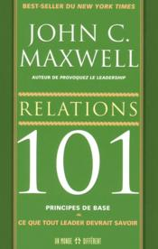 Relations 101 - Couverture - Format classique