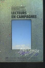 Lecteurs En Campagnes. Les Ruraux Lisent-Ils Autrement ? - Couverture - Format classique