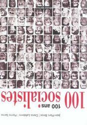 100 ans 100 socialistes - Intérieur - Format classique