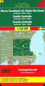 Suède centrale - 4ème de couverture - Format classique