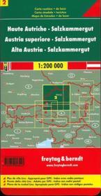 Oberosterreich - Salkammergut - 4ème de couverture - Format classique