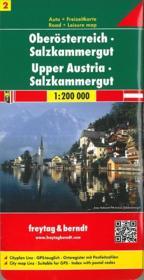 Oberosterreich - Salkammergut - Couverture - Format classique