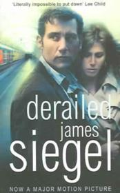 Vente livre :  Derailed  - James Siegel
