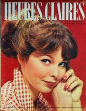 Heures Claires N°335 du 27/07/1963 - Couverture - Format classique