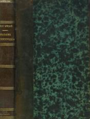 Madame D'Arbouville D'Apres Ses Lettres A Sainte-Beuve 1846-1850 - Couverture - Format classique
