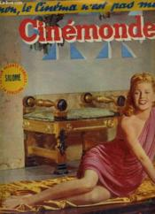 CINEMONDE - 21e ANNEE - N° 993 - Le film raconté complet en couleurs: SALOME - Couverture - Format classique