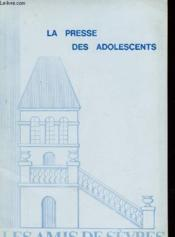 Les Amis Du Livre N°87 - La Prese Des Adolescents - Couverture - Format classique