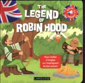 Vente livre :  The legend of Robin Hood  - Collectif