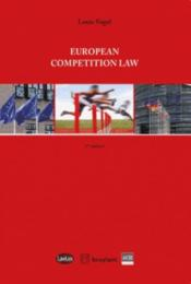 Vente livre :  European competition law  - Louis Vogel