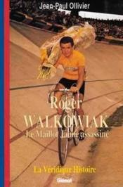 Roger Walkowiak Le Maillot Jaune Assassine - Couverture - Format classique
