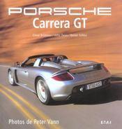 Porsche carrera gt - Intérieur - Format classique
