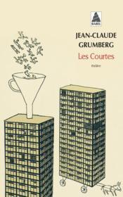 Les Courtes (Ne) Babel 159 - Couverture - Format classique
