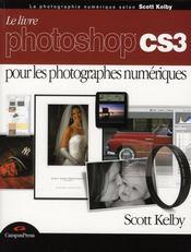 Photoshop cs3 pour les photographes numeriques - Intérieur - Format classique