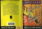 La Derniere Java De Mama Josepha - Couverture - Format classique