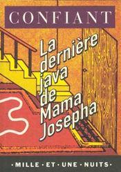 La Derniere Java De Mama Josepha - Intérieur - Format classique