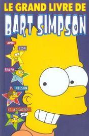 Les Simpson ; Le Grand Livre De Bart Simpson - Intérieur - Format classique