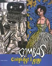 Robert combas ; monographie - Intérieur - Format classique