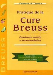 Pratique de la cure breuss - Intérieur - Format classique
