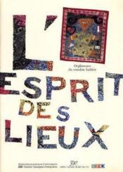 Esprit Des Lieux (L'). Oriflammes Du Vaudou Haitien - Couverture - Format classique