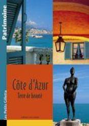 Côte d'Azur ; terre de beauté - Intérieur - Format classique