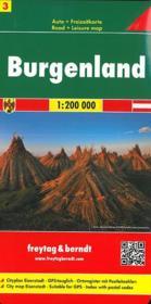 Burgenland (3) - Couverture - Format classique