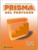 Prisma B1 Progresa Libro Del Alumno - Couverture - Format classique