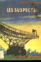 Les Suspects. - Couverture - Format classique