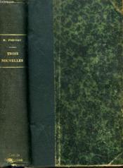 Trois Nouvelles - Couverture - Format classique
