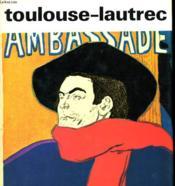 Toulouse Lautrec - Couverture - Format classique