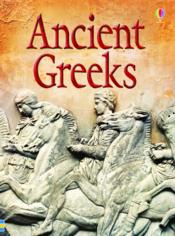 Vente livre :  The ancient greeks  - Stephanie Turnbull