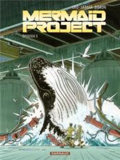 Vente  Mermaid project T.5  - Leo Jamar/Simon - Fred Simon - Corine Jamar - Leo