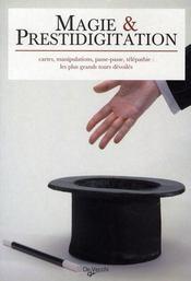 Magie et prestidigitation - Intérieur - Format classique
