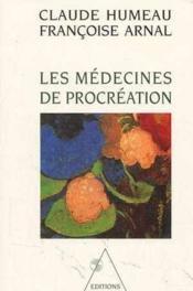 Les Medecines De Procreation - Couverture - Format classique