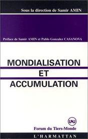 Mondialisation et accumulation - Intérieur - Format classique