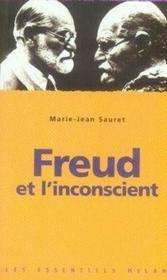 Freud et l'inconscient - Couverture - Format classique