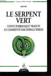 Le serpent vert - Couverture - Format classique