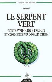 Le serpent vert - Intérieur - Format classique