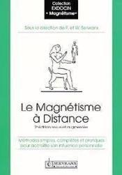 Magnetisme A Distance - Couverture - Format classique