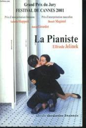 La pianiste. - Couverture - Format classique