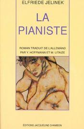 La pianiste. - Intérieur - Format classique