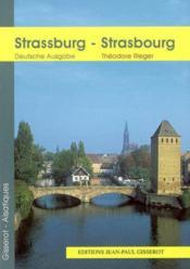 Strasbourg - Couverture - Format classique
