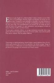 L'Enfant En Gaule Romaine - 4ème de couverture - Format classique