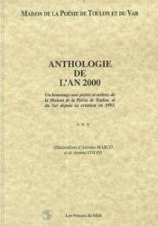 Anthologie De L'An 2000 - Couverture - Format classique