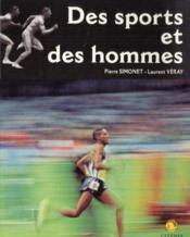 Des Sports Et Des Hommes - Couverture - Format classique