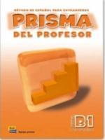 Prisma B1 Progresa Libro Del Profesor - Couverture - Format classique